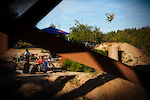 Szymon Godziek tripped to France with his Dartmoor Cody to meet Yannick Granieri and Thomas Bibiloni at his backyard near Lyon. Great 360 invert here. Photo by Kuba Konwent - http://konwent.fotolog.pl/. http://dartmoor-bikes.com