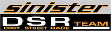 Sinister Bikes Announces the DSR Team