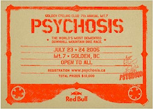 Mt.7 Psychosis Web site up and running