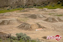 """THE RANCH"" - Kamloops Mountain Bike Park"