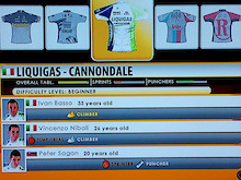 Tour De France screenshots from the PS3....Now I'm getting this road bike buzz....