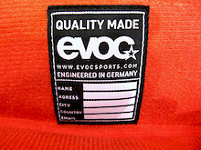 Evoc - Eurobike 2012