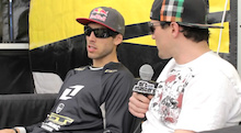 Interview - iXS Dirtmasters with Gee Atherton